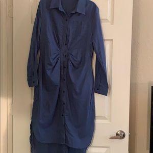 Dresses & Skirts - A cute blue dress